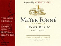 Meyer-fonne Pinot Blanc Vieilles Vignes 750ml