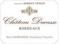 Chateau Ducasse Bordeaux Blanc 750ml