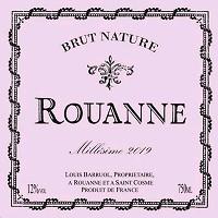 Rouanne Brut Nature Rose 750ml