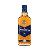 Ballantine's Scotch 12 Year 750ml