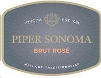 Piper Sonoma Brut Rose 750ml
