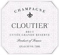 Cloutier Champagne Brut Cuvee Grande Reserve 750ml