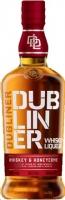 The Dubliner Irish Whiskey & Honeycomb Liqueur 750ml