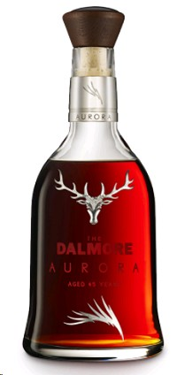 The Dalmore Scotch Single Malt 45 Year Aurora 750ml