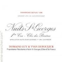 Domaine Guy et Yvan Dufouleur - Domaine Guy & Yvan Dufouleur Nuits-Saint-Georges Premier Cru Clos des Perrieres 2013 750ml