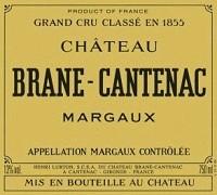 Chateau Brane-cantenac Margaux 750ml