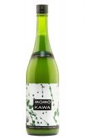 Momokawa Junmai Ginjo Nigori Organic Sake Oregon 750ml