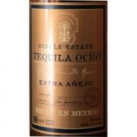 Ocho Tequila Extra Anejo 2009 750ml