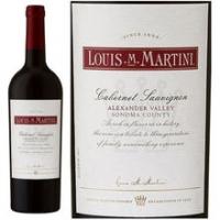 Louis Martini Alexander Cabernet 2012