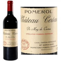 Chateau Certan de May Pomerol 2010 Rated 92+VM