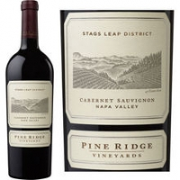 Pine Ridge Stags Leap District Napa Cabernet 2012 Rated 94WE EDITORS CHOICE