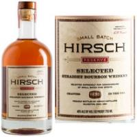 Hirsch Small Batch Reserve Kentucky Straight Bourbon Whiskey 750ml