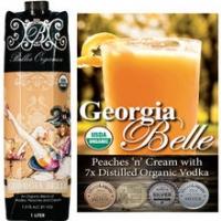 Belles Organics Georgia Belle Peaches n Cream Vodka 1L
