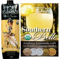 Belles Organics Southern Belle Vodka and Lemonade 1L