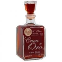 Cave de Oro Extra Anejo Tequila 750ml