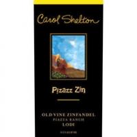 Carol Shelton Pizazz Zin Lodi Old Vine Zinfandel 2013