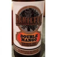 Hamilton Family Brewery Double Mango IPA 22oz