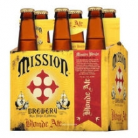 Mission Brewery Blonde Kolsch-Style Ale 6pk-12oz Btls