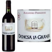 Bodegas Alejandro Fernandez Dehesa La Granja Vino de la Tierra de Castilla Y Leon 2008 Rated 91VM