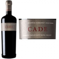 CADE Reserve Howell Mountain Napa Cabernet 2013 Rated 97WA