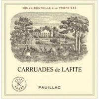 Carruades de Lafite-Rothschild 2000 Rated 93WS