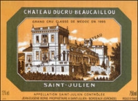 Chateau Ducru Beaucaillou St. Julien 1985 Rated 92WA