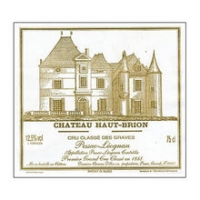 Chateau Haut Brion Pessac Leognan 1966 Rated 92WS