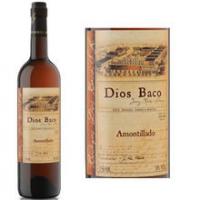Dios Baco Amontillado Sherry Jerez 750ml Rated 91WE