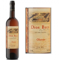 Dios Baco Oloroso Sherry Jerez 750ml Rated 92WE