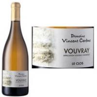 Domaine Vincent Careme Le Clos Vouvray 2010 Rated 95W&S