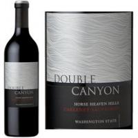 Double Canyon Horse Heaven Hills Washington Cabernet 2013 Rated 91WS