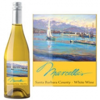 Fess Parker Marcella's Santa Barbara White Wine 2014 Rated 95 DOUBLE GOLD
