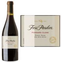 Fess Parker Santa Rita Hills Pommard Clone Pinot Noir 2013 Rated 93VM