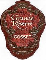 Gosset Grande Reserve Brut NV Rated 91VM