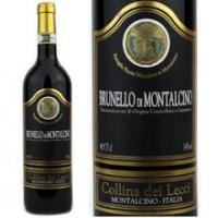 La Collina dei Lecci Brunello di Montalcino DOCG 2008 Rated 91WS