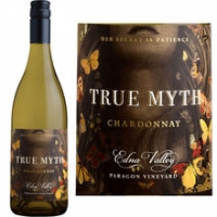 True Myth Edna Valley Chardonnay 2014 Rated 94WRO