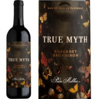 True Myth Paso Robles Cabernet 2013 Rated 93WRO