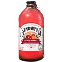 Bundaberg Blood Orange Sparkling Fruit Drink (Australia) 4pack 375ML