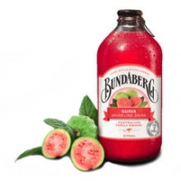 Bundaberg Guava Sparkling Fruit Drink (Australia) 4pack 375ML