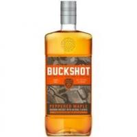 Buckshot Peppered Maple Bourbon Whiskey 750ml