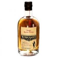 Bull Run Distillery Temperance Trader Straight Bourbon Whiskey 750ml