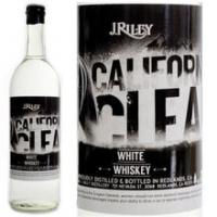 J.Riley California Clear White Whiskey 750ml