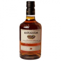 Edradour 10 Year Old Highland Single Malt Scotch 750ml
