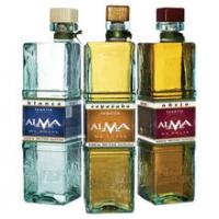 Alma De Agave 3 Bottle Combo 1 Each of Blanco, Reposado and Anejo 750ml