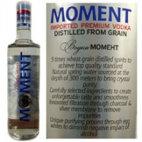 Moment Russian Grain Vodka 750ml