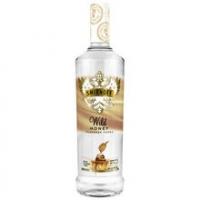 Smirnoff Wild Honey Vodka 750ml