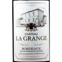 Chateau La Grange Bordeaux 2009