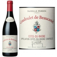 Famille Perrin Coudoulet de Beaucastel Cotes du Rhone 2013