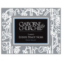 Claiborne & Churchill Classic Estate Edna Valley Pinot Noir 2014