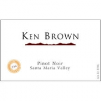 Ken Brown Santa Maria Pinot Noir 2013